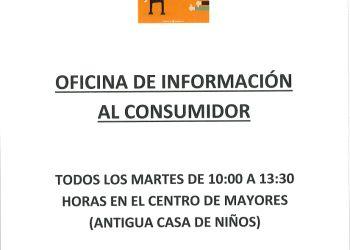 Oficina de información al consumidor - horario y contacto